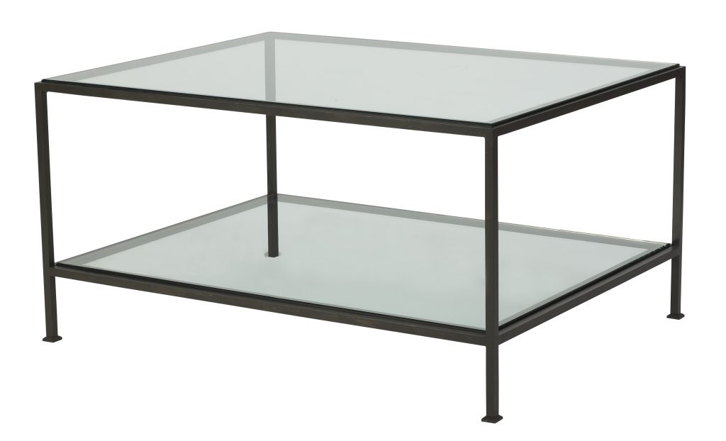 Outline Coffee Table With Shelf Richard Taylor