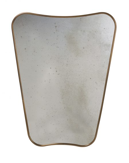 Vintage 1 - Antique brass with Antique mirror
