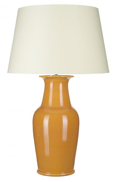 Sung Table Lamp - Orange