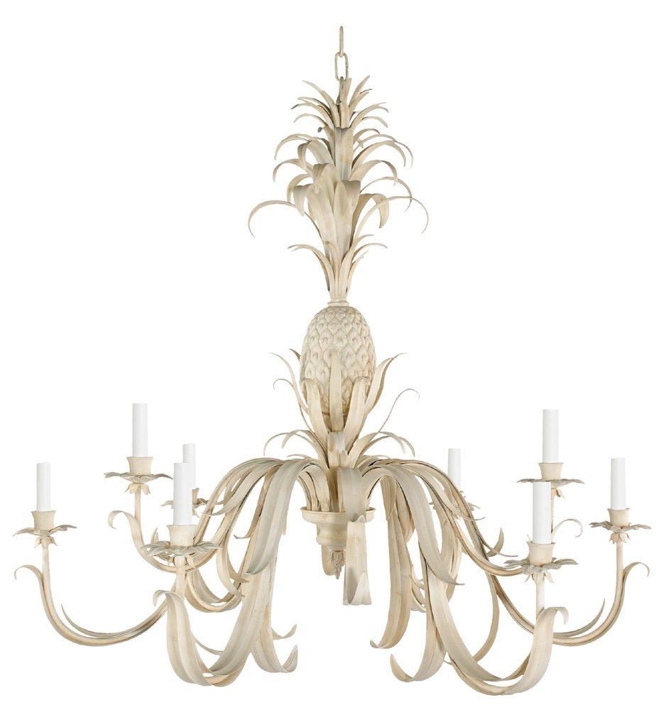 Pineapple chandelier richard taylor designsrichard taylor designs aloadofball Gallery