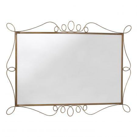 brass-frame-mirror